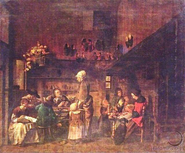 Shoemakers, by Jan Jozef, the Younger Horemans