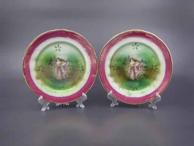 Декоративные тарелки Вербилки до 1940 года