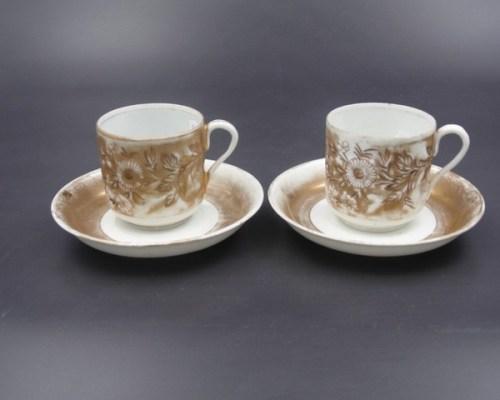 Чайные пары Храпунов-Новаго до 1917 года