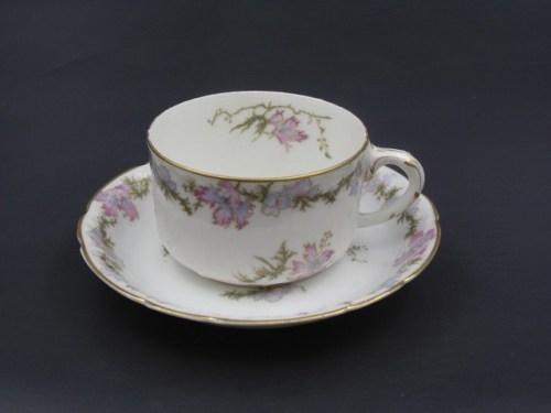 Чайная пара Корниловы до 1917 года