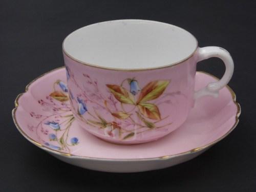 Чайная пара Гарднер до 1917 года