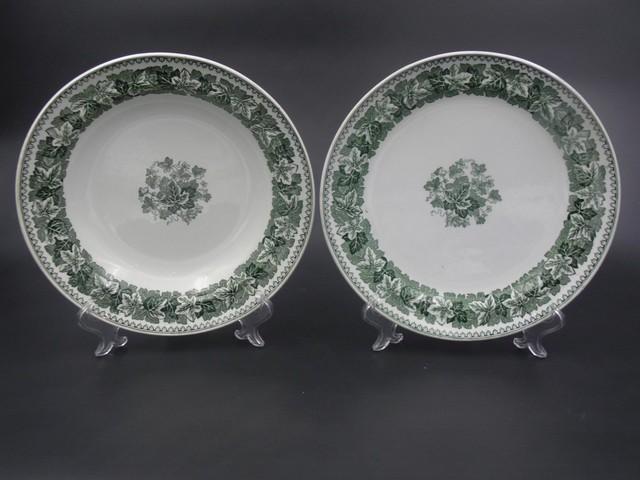 Тарелки Иконников до 1917 года