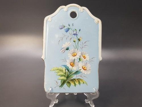 Сырная доска с маркой Гарднера до 1890 года
