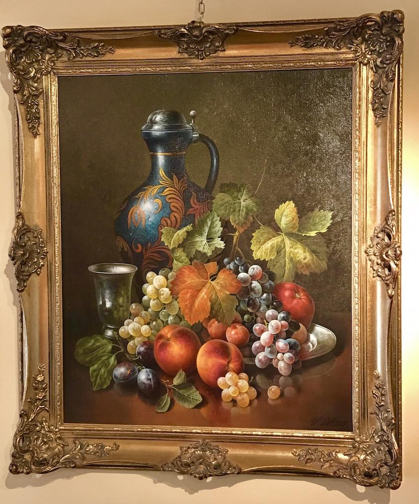 Stillleben mit Früchten