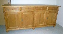 Restauriertes Sideboard