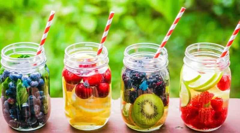 مشروب الديتوكس وفوائده الصحية والجمالية