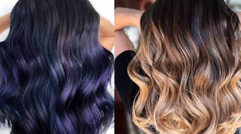 موضة تداخل الألوان في تصفيف الشعر تلقى رواجا في الصيف