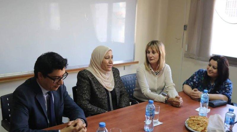 وزارة شؤون المرأة تتسّلم معهد سياسات النوع الإجتماعي