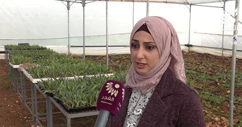الباحثة رنا الكوع تنتزع المركز الأول لجائزة الشباب العربي 2019