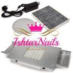 IshtarNails Aspirateur Dust Collector Vacuum