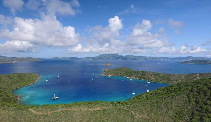 Jost Van Dyke and Willy T Tour