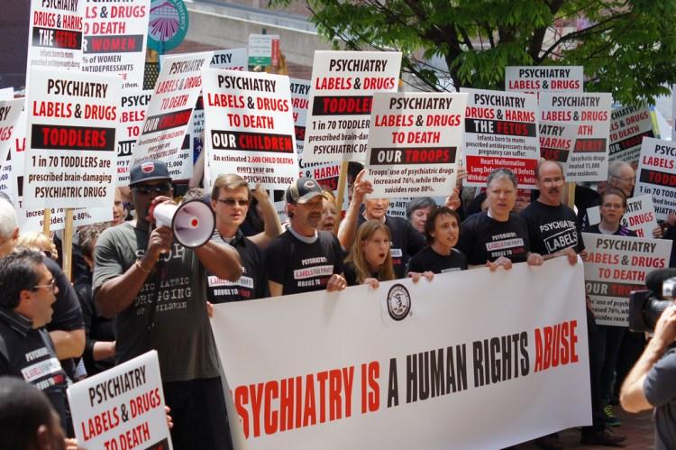 psychiatryprotest