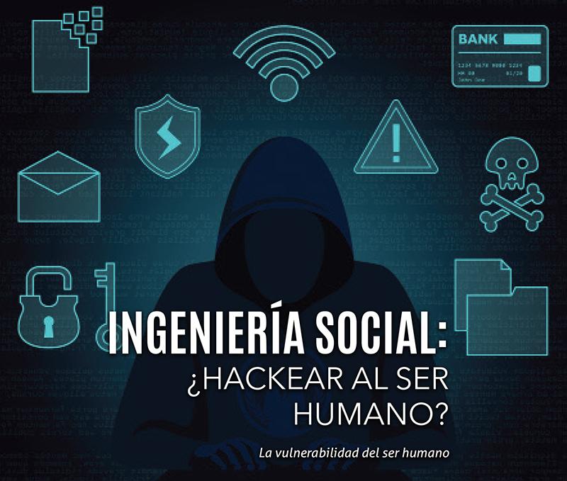 Como protegerse de la ingeniería social en las empresas