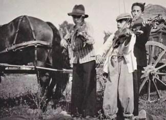 Gypsy - Tema Novel Gabriel Garcia Marquez