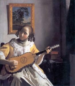 Jan Vermeer van Delft - 1672
