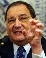 ADL (Anti-Defamation League) president Abraham Foxman shows the Masonic sign of aggression
