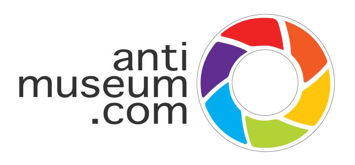 anti museum logo