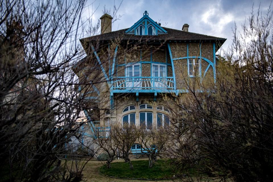 La Bluette - Art Nouveau