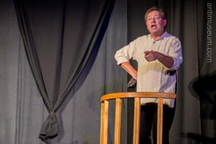 Theatre play coverage