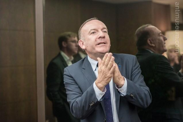 Pierre Gattaz, former head of Medef, Corporation of French Industries