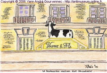 Fromagerie Vacroux Daguerre