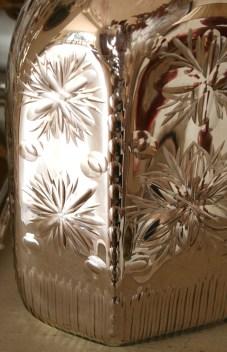 Paire de vases en verre de Murano, circa 1930