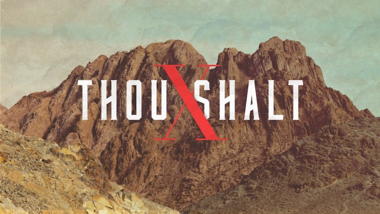 10 Commandment Sermon Series