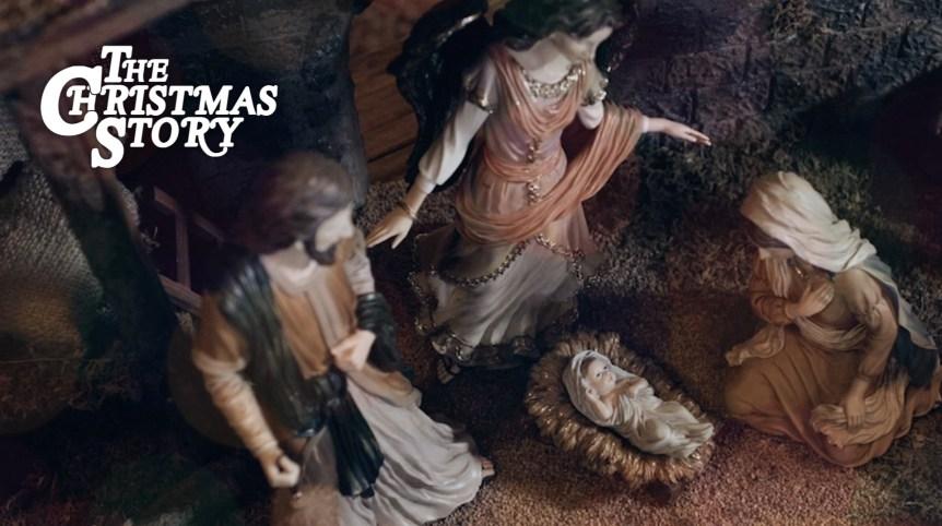 Sermon Title Slide - The Christmas Story