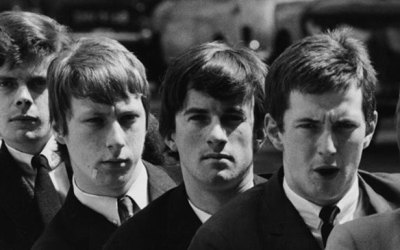 Giorgio Gomelsky and The Beatles