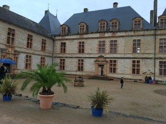 Courtyard _ Chateau