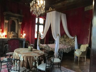 Bedroom of the Marquise