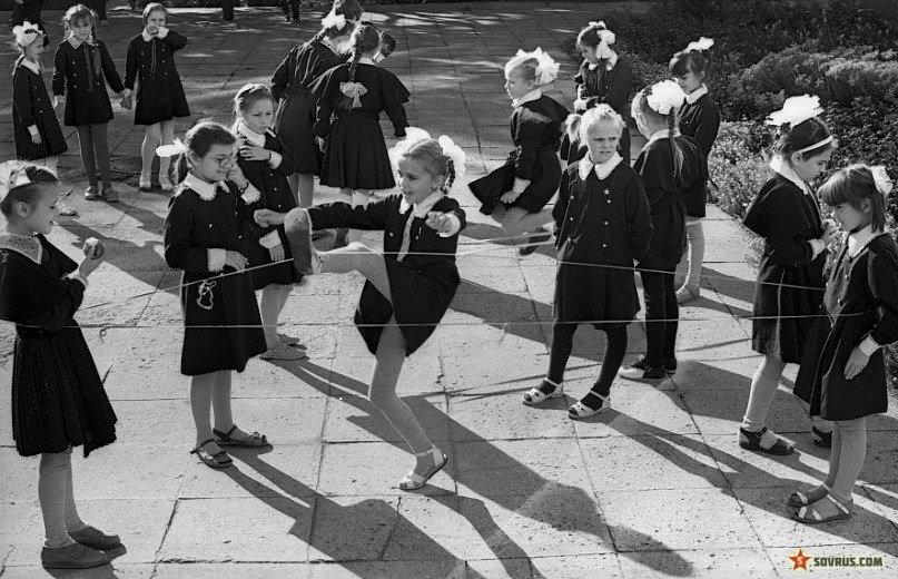 16 снимков из счастливого детства