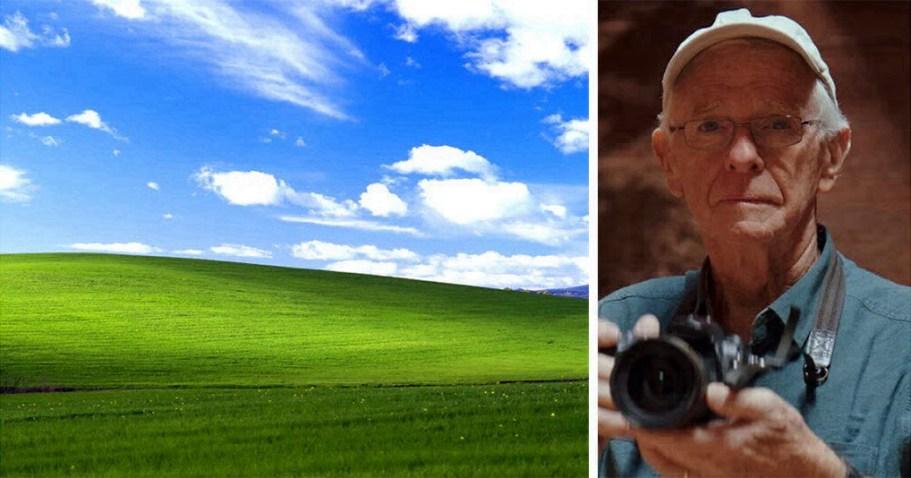 Фотограф, который снял обои Windows XP, опять взялся за работу