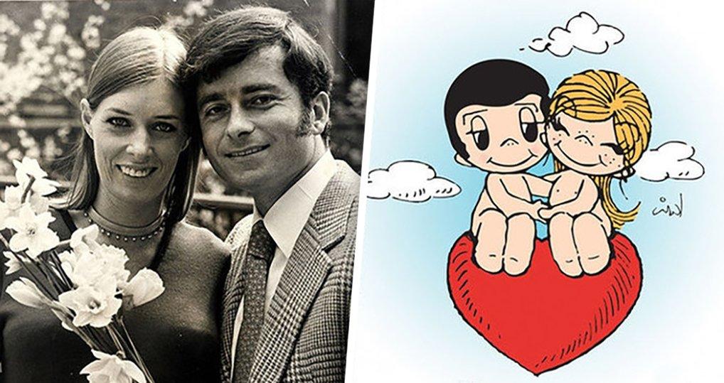 История любви и потери: как сложилась судьба авторов знаменитых комиксов Love is