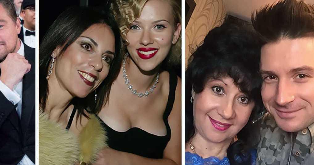 Как выглядят мамы современных знаменитостей