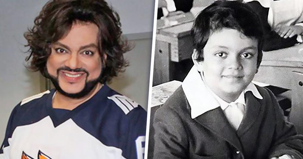 На этих фотографиях их сложно узнать: детские снимки наших знаменитостей