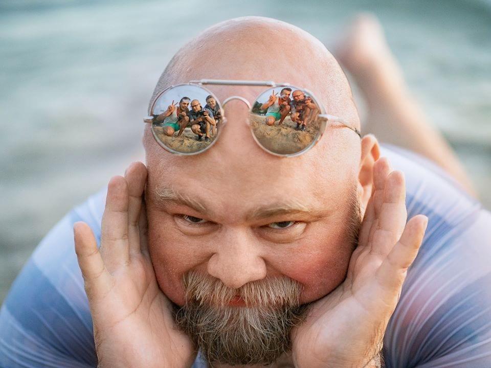 статью смешные фотосессии мужчин создания