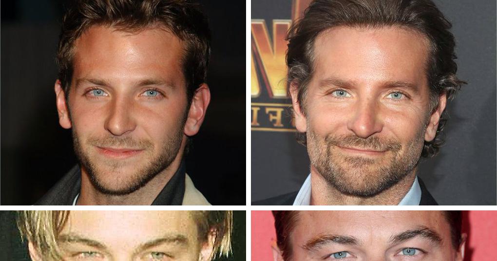 Пользователи заметили, что у знаменитостей с возрастом увеличивается голова, и доказательства очевидны…