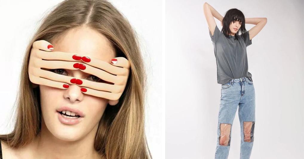 13 предметов гардероба, которые показывают до чего докатилась современная мода