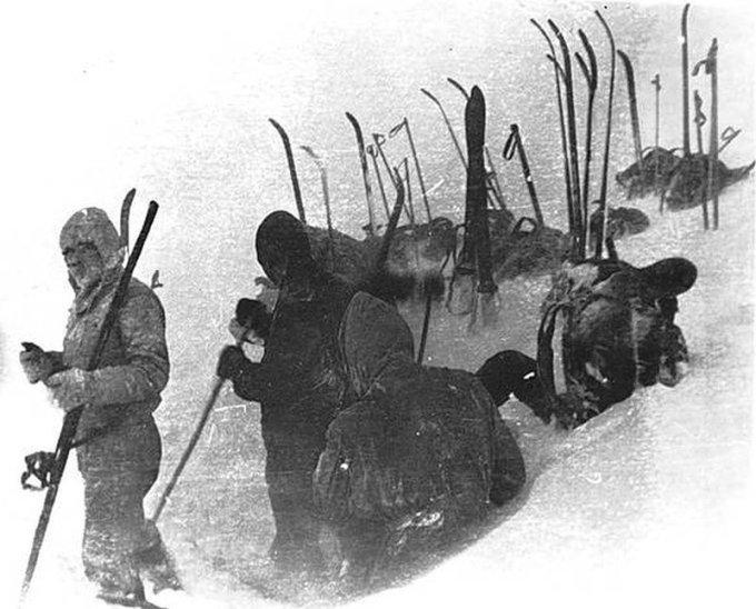 Они могли ослепнуть: новая версия трагедии на перевале Дятлова