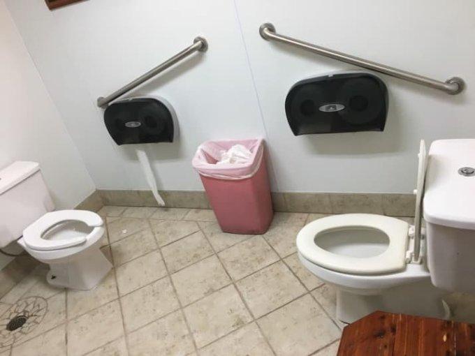 Дизайнер, ты облажался. 20 туалетов, чье оформление навевает мысли о криворукости его автора