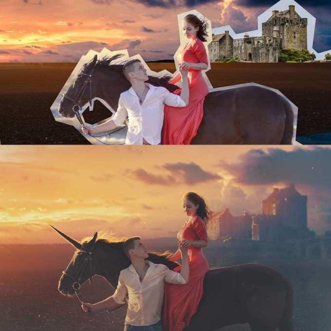 25 крутецких работ от мастера фотошопа 80 lvl