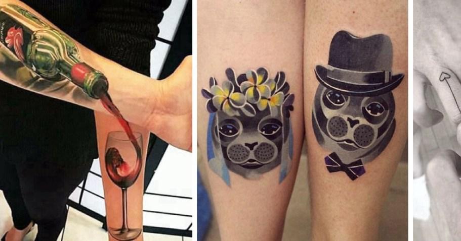 Эти татуировки закрепят ваши чувства на всю жизнь