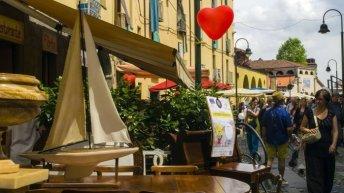 Mercatino a Gran Balôn di Torino