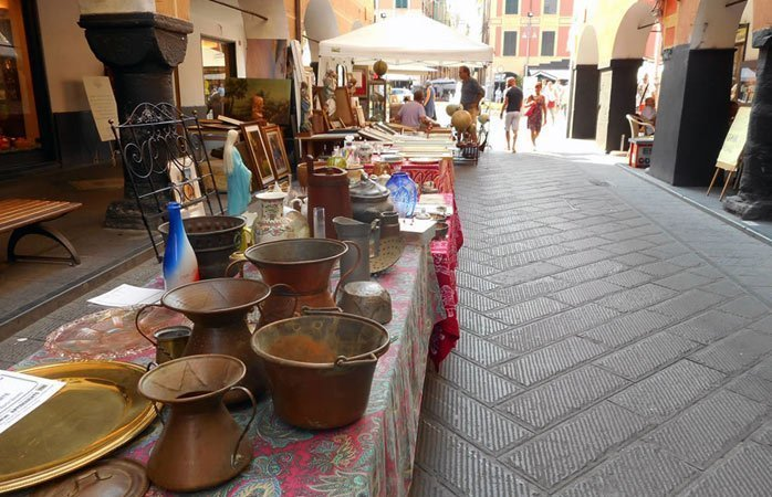 Mostra mercato di Chiavari (Genova)