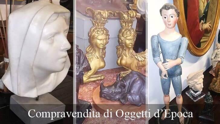 Antiquariato a Firenze
