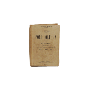 manuale hoepli pollicultura