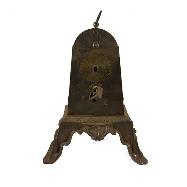 Base per girarrosto XIX secolo in ferro