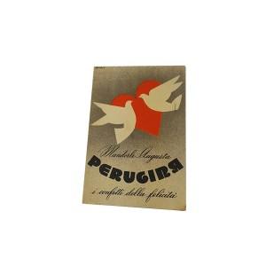 Cartolina Perugina anni '40