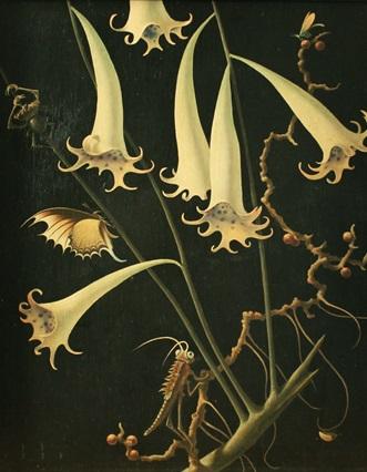 Toovey's auction sells Blüten und Insekten Nr. 3